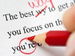 Proofreading Professional Documents